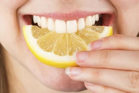6 lợi ích làm đẹp bất ngờ từ quả chanh