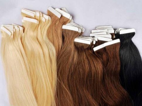 6 lưu ý khi chăm sóc tóc nối