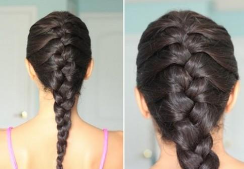 7 kiểu tóc tết dễ thay đổi