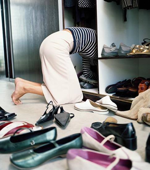 7 lưu ý khi dọn tủ quần áo đón năm mới