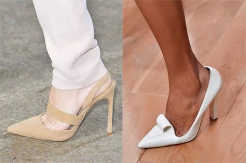 7 xu hướng giày 2015 nổi trội trên sàn diễn New York