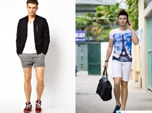 9 phong cách của nam giới khiến phụ nữ bỏ chạy