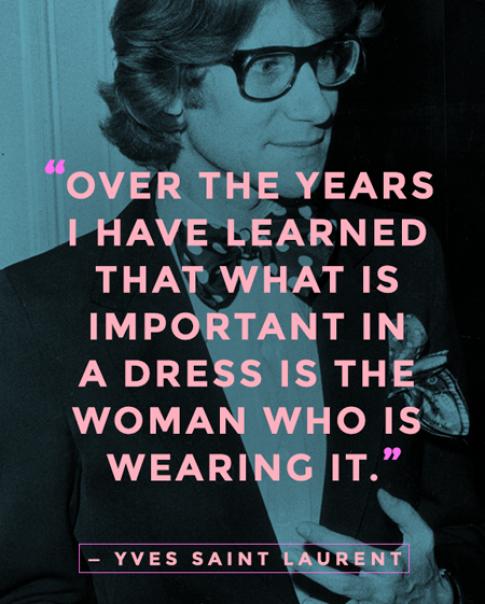 9 tuyên ngôn thời trang ấn tượng trong lịch sử làng mốt