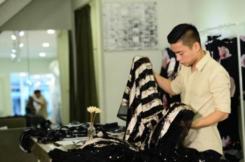 Adrian Anh Tuấn ra mắt bộ sưu tập mới