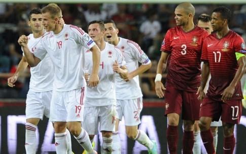 Albania vs Bồ Đào Nha: Khi Ronaldo trở lại