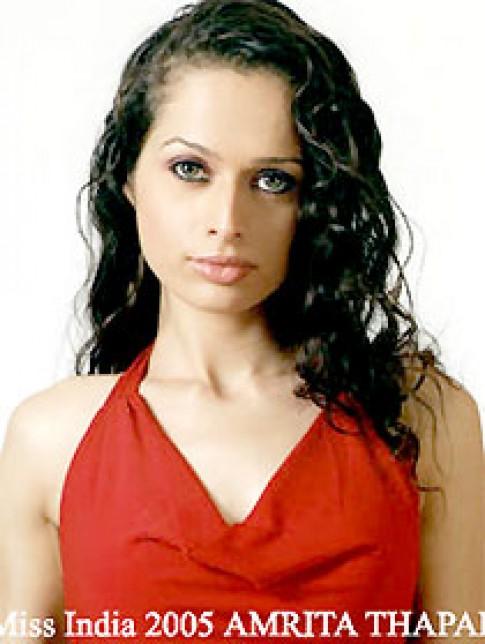 Ấn Độ chờ đợi vương miện Hoa hậu Hoàn vũ 2005