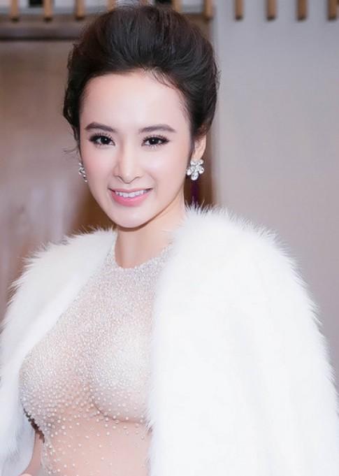 Angela Phương Trinh, Thúy Vân trang điểm đẹp nhất tuần