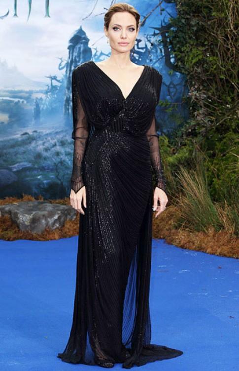 Angelina Jolie mặc đẹp nhất tuần