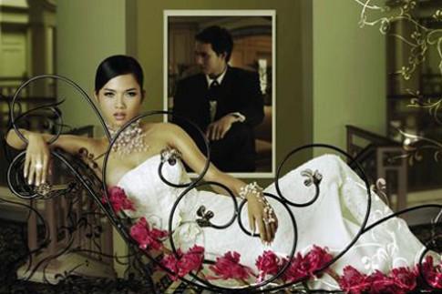 Áo cưới Lê Huy khuyến mãi phí dịch vụ