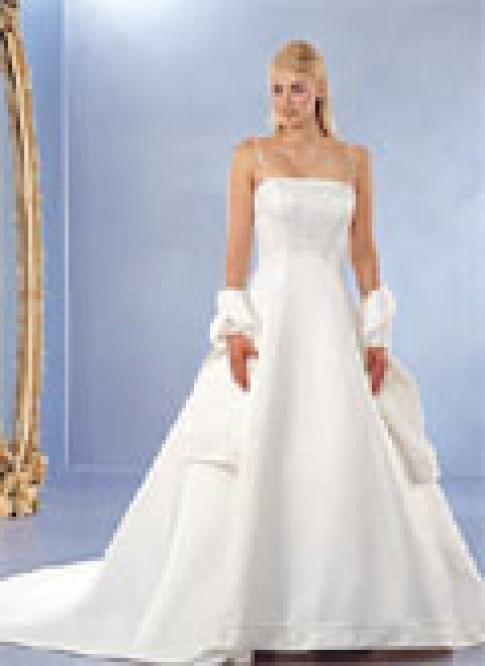 Áo cưới quyến rũ