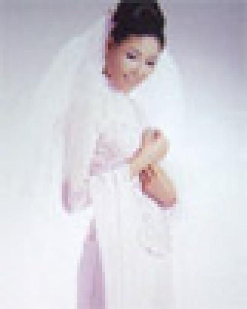 Áo dài cưới của Nguyễn Tiến Dũng