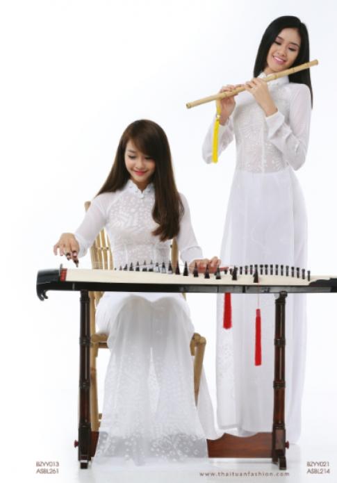Áo dài Lencii, giai điệu học trò