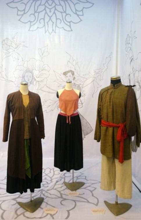 Áo dài Việt Nam qua các thời kỳ (tiếp)