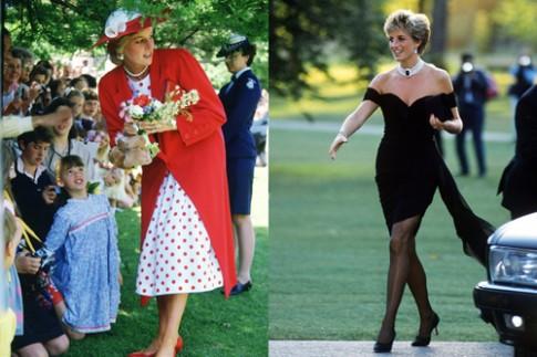 Áp lực mặc đẹp của giới hoàng gia hiện đại