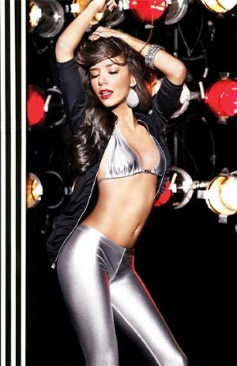 'Bà nội trợ' diện trang phục thể thao