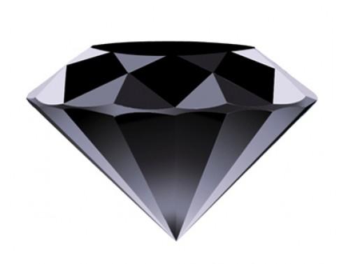 Báu vật kim cương đen