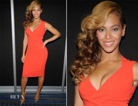 Beyonce mặc đẹp nhất tuần dù giản dị