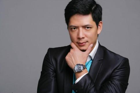 Bình Minh làm đại diện cho đồng hồ Casio Oceanus