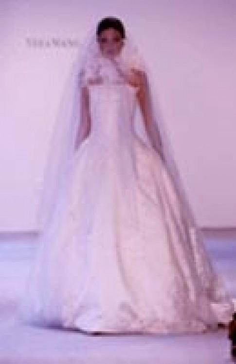 Bộ sưu tập áo cưới của Vera Wang