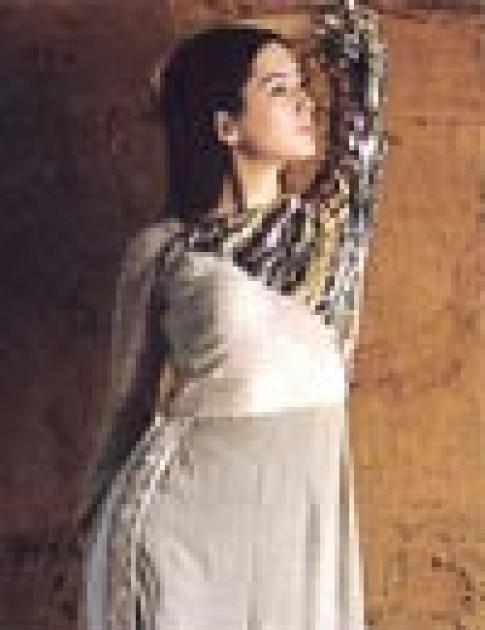 Bộ sưu tập áo dài của nhà tạo mẫu Lê Thanh Danh