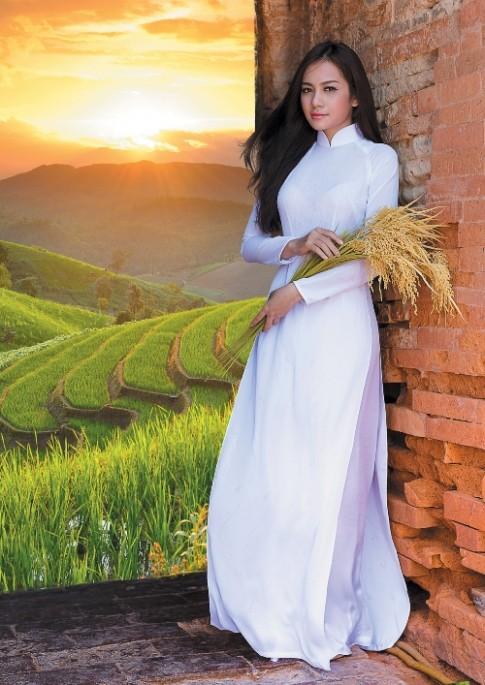 Bộ sưu tập áo dài Lencii - 'Cảm xúc trái tim'