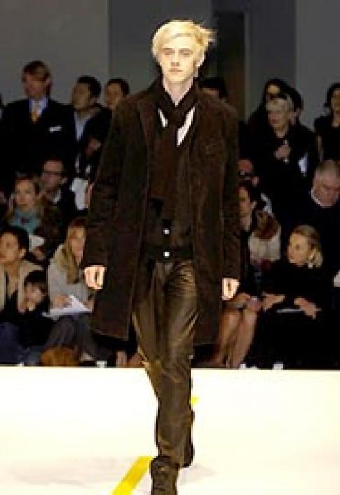 Bộ sưu tập DKNY thu đông cho nam giới