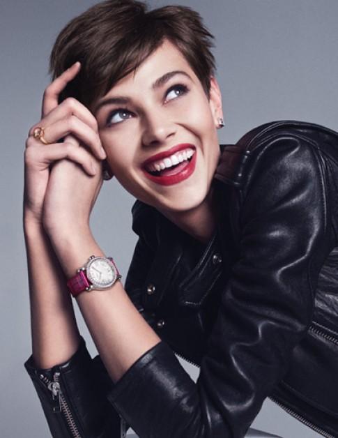 Bộ sưu tập đồng hồ Chopard Happy Sport cho phái đẹp