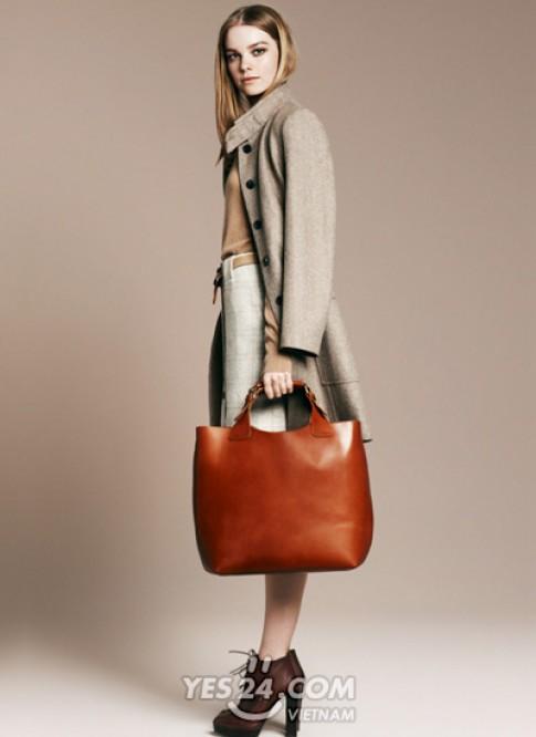 Bộ sưu tập mới ấn tượng của Zara