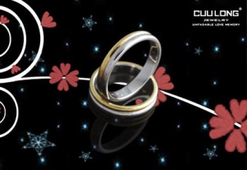 Bộ sưu tập nhẫn cưới Cửu Long Jewelry