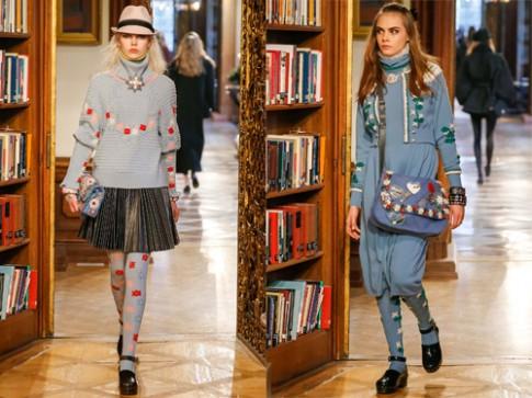Bộ sưu tập Pre Fall 2015 của Chanel (tiếp)