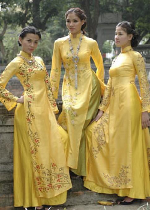 Bộ sưu tập 'Sắc xuân' của Lan Hương
