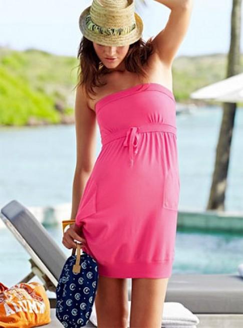 Bộ sưu tập váy đi biển