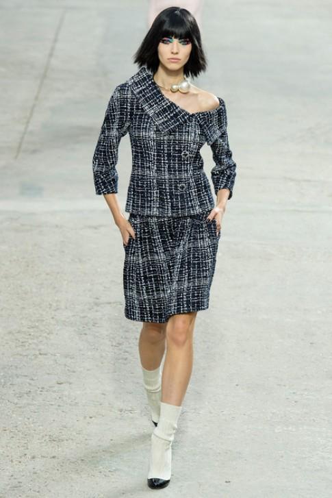 Bo suu tap xuan he 2014 cua Chanel