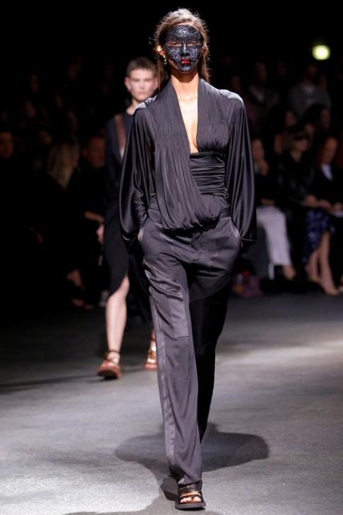 Bộ sưu tập Xuân Hè 2014 của Givenchy