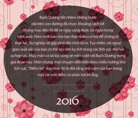 Bói vận mệnh năm 2016 cho 12 cung hoàng đạo