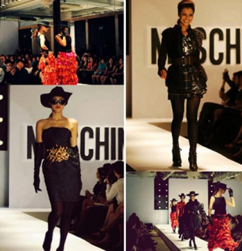 BONMUA fashion show thu đông 2012-2013