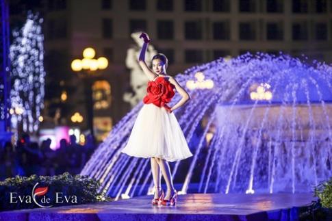 BST 'Bông hồng nước Pháp của' Eva de Eva
