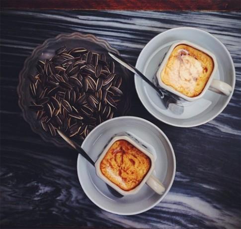 Cà phê trứng Việt Nam khiến khách nước ngoài mê mẩn
