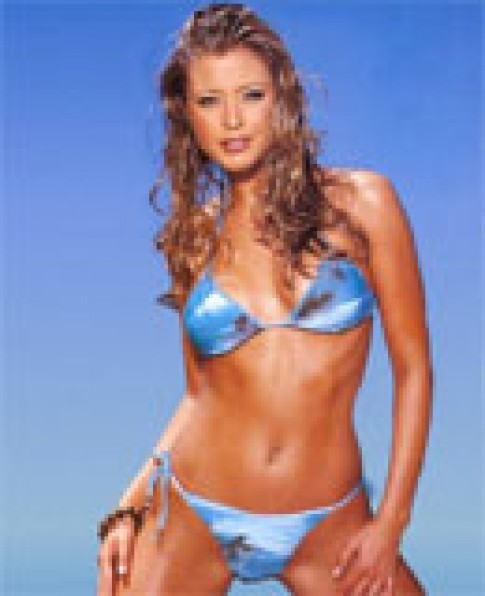 Ca sĩ Holly Valance