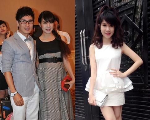 Các bà bầu mặc đẹp của showbiz Việt