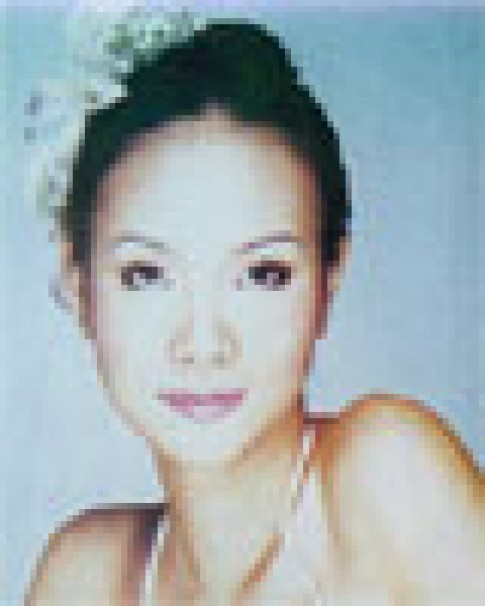 Các kiểu tóc cô dâu của nhà tạo mẫu Khả Tuấn