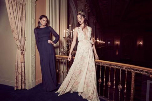 Các mẫu váy nổi bật Tuần thời trang cưới Xuân Hè 2015