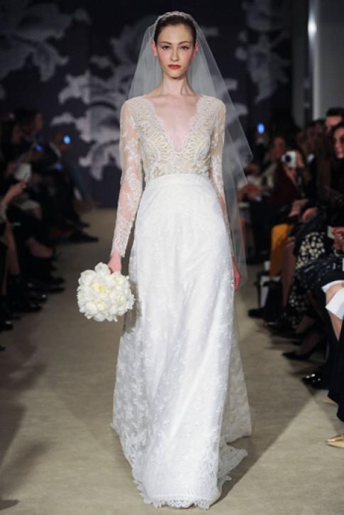 Các mẫu váy nổi bật Tuần thời trang cưới Xuân Hè 2015 (tiếp)