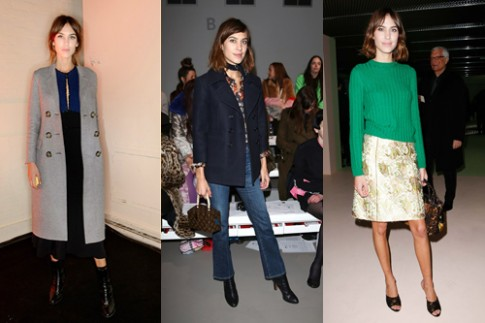 Các ngôi sao mặc đẹp ở Tuần thời trang New York