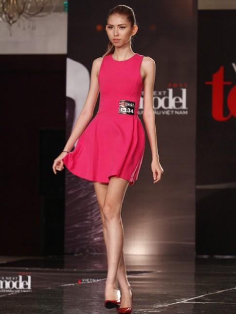 Các thí sinh đặc biệt của VN's Next Top Model