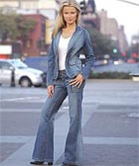 Các thiết kế quần jeans độc đáo