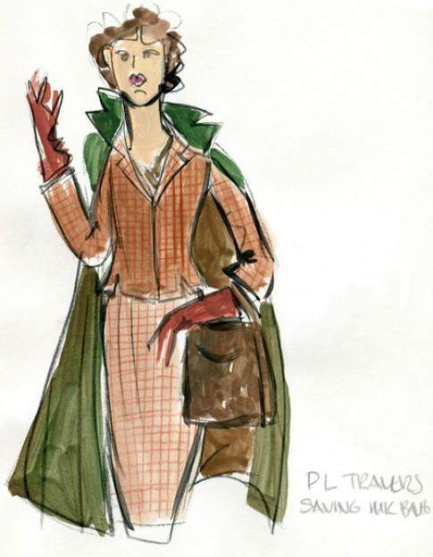 Các thiết kế trang phục trong 'Saving Mr. Banks'