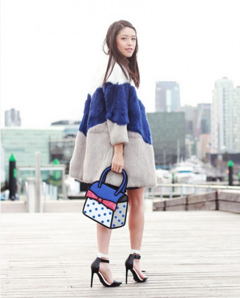Cách phối đồ đẹp như blogger thời trang