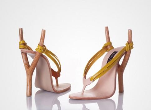 Cảm hứng trên giày cao gót của Kobi Levi (tiếp)