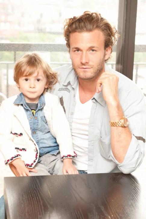 Căn phòng sành điệu của con trai 6 tuổi nhà Karl Lagerfeld